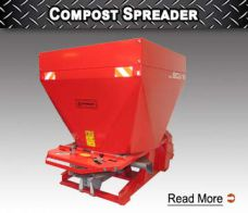Compost Spreaders -