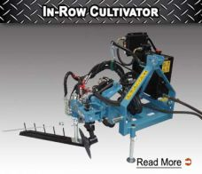 In-Row Cultivator -
