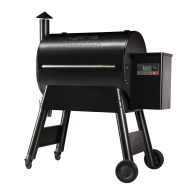 PRO 780 PELLET GRILL - BLACK - The Traeger Pro Series is the best-selling pellet grill in the world. The all-new Traeger Pro 780 grill just got better with an enhanced controller that uses WiFIRE® technology. WiFIRE® allows you to monitor and adjust your grill anytime, anywhere from the Traeger app on your smartphone. Plus, with the brand-new D2® drivetrain, the Pro Series wifi pellet grills now start quicker, heat up faster, and put out better smoke quality giving you consistent results infused with wood-fired flavor.