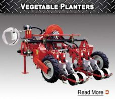 Vegetable Planters -