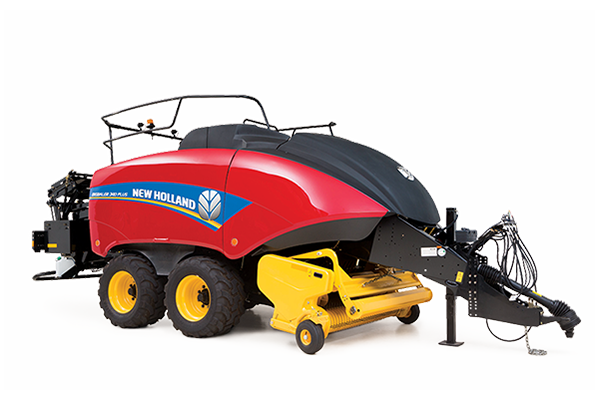 New Holland | BigBaler Plus Series | Model BigBaler 230 Plus CropCutter™ Packer Cutter for sale at Kings River Tractor Inc.