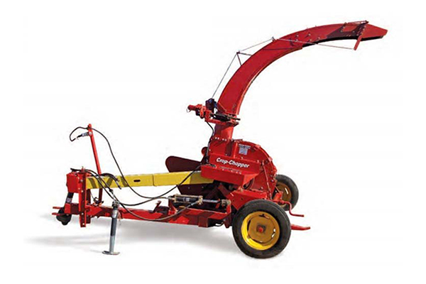 New Holland | Forage Equipment | Crop Chopper® Flail Harvester for sale at Kings River Tractor Inc.