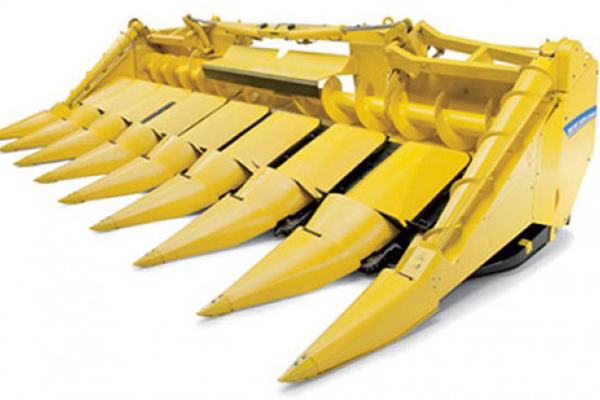 New Holland 750SFI Corn header for sale at Kings River Tractor Inc.