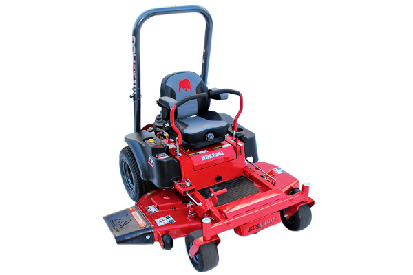 Bush Hog | HDE-3 Heavy-Duty Homeowner Series Zero-Turn Mower | Model HDE2561KP3 for sale at Kings River Tractor Inc.