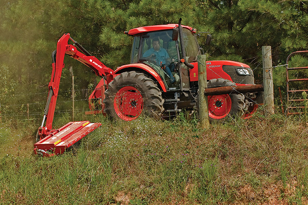 Bush Hog | Forward Reach Rear Mounted Boom Mowers | Model RMB1880F for sale at Kings River Tractor Inc.