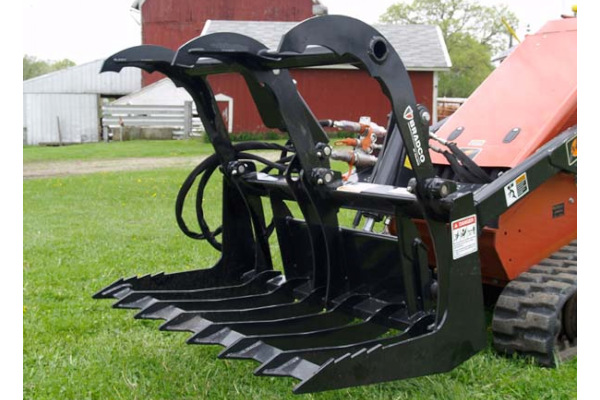 Paladin Attachments Brush Grapple, Mini for sale at Kings River Tractor Inc.
