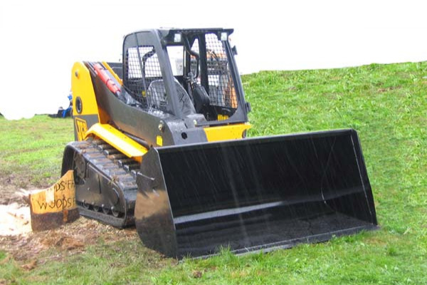 Paladin Attachments High-Capacity, Light Material Buckets for sale at Kings River Tractor Inc.