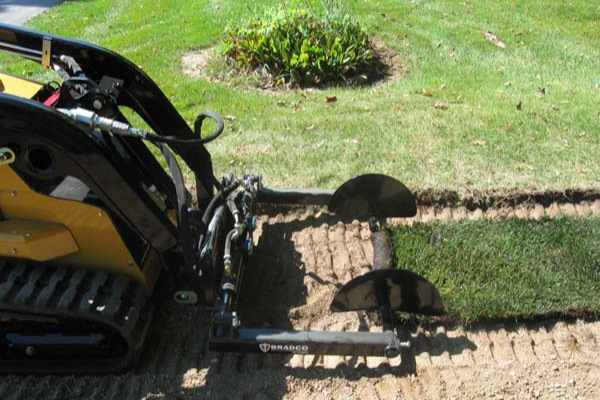 Paladin Attachments Sod Roller, Mini for sale at Kings River Tractor Inc.