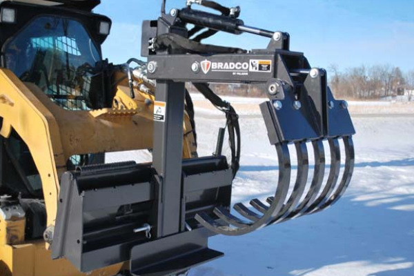 Paladin Attachments Quik Pik Multi-Purpose Grapple for sale at Kings River Tractor Inc.