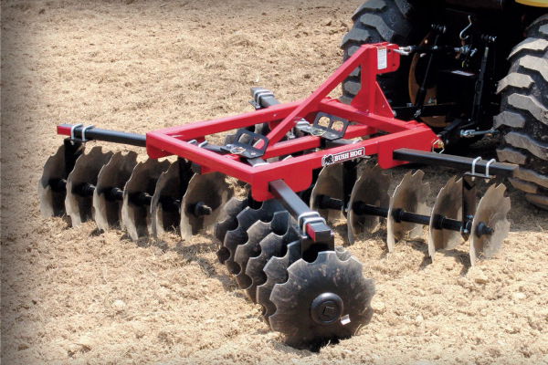 Bush Hog | Harrows | 2D Series Lift Disc Harrows for sale at Kings River Tractor Inc.