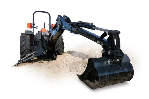 Bush Hog | Construction | Backhoes for sale at Kings River Tractor Inc.