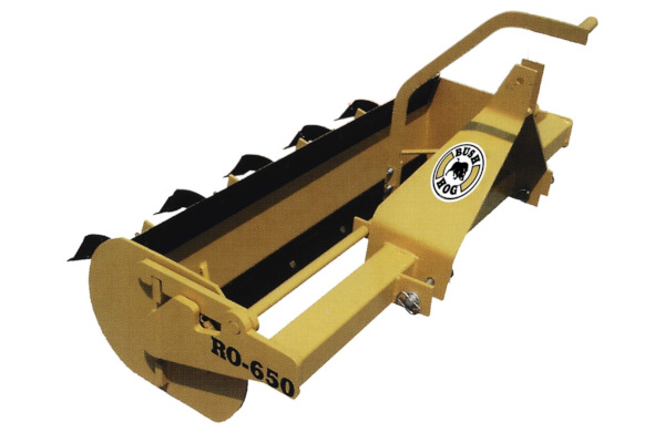 Bush Hog | Roll Over Box Blade | Model RO-600 for sale at Kings River Tractor Inc.