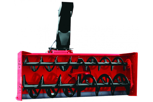 Bush Hog | SBDA Dual Auger Snow Blower | Model SBDA108 for sale at Kings River Tractor Inc.