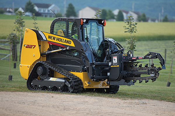 New Holland | Light Construction Equipment | Compact Track Loaders for sale at Kings River Tractor Inc.