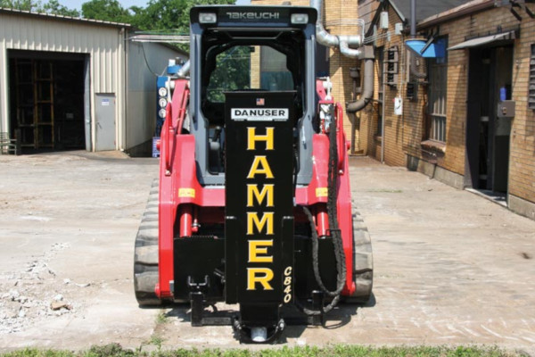 Danuser CB40 for sale at Kings River Tractor Inc.