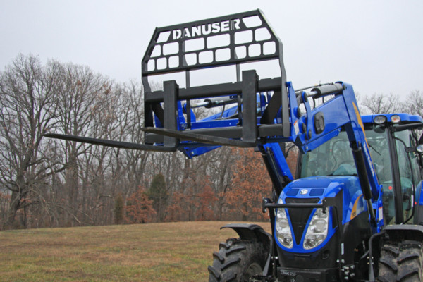 Danuser | Pallet & Grapple Forks | Model Euro/Global Loader for sale at Kings River Tractor Inc.