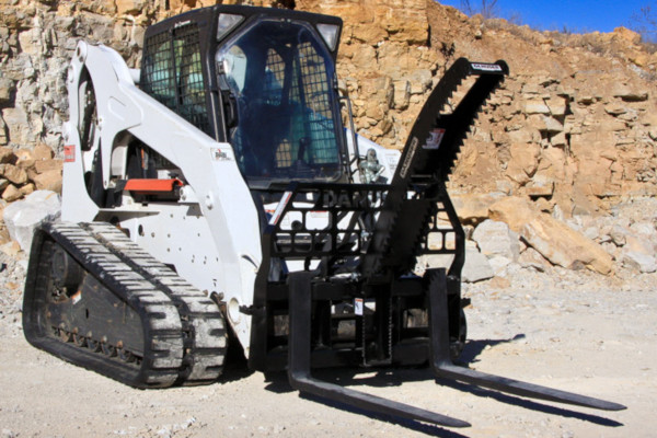 Danuser | Pallet & Grapple Forks | Model Multi-Purpose Grapple for sale at Kings River Tractor Inc.