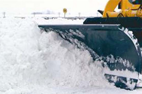 Paladin Attachments | FFC | 115 Series Snow Blades for sale at Kings River Tractor Inc.