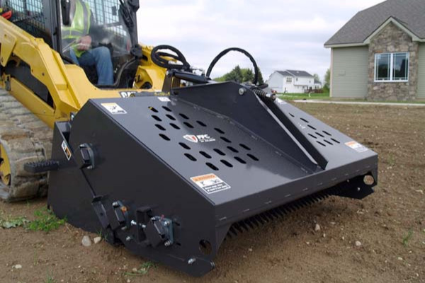 Paladin Attachments | FFC | AutoRake for sale at Kings River Tractor Inc.