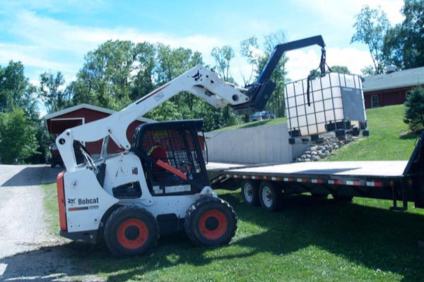 Paladin Attachments | FFC | FFC GP SS Loader Boom  for sale at Kings River Tractor Inc.