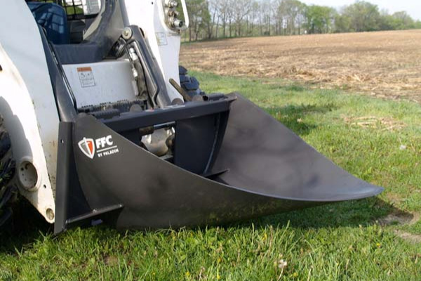 Paladin Attachments | Tree Scoop | Model Tree Scoop for sale at Kings River Tractor Inc.