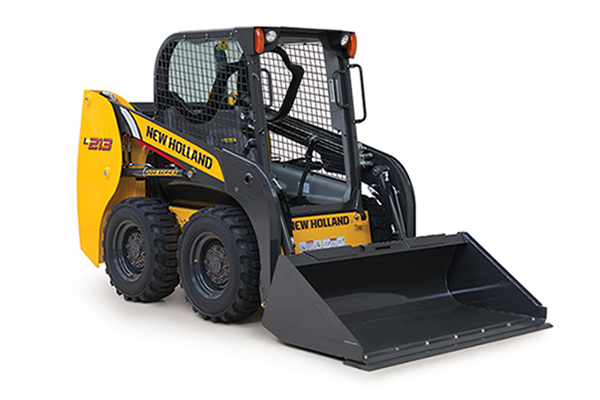 New Holland | Light Construction Equipment | Skid Steer Loaders for sale at Kings River Tractor Inc.