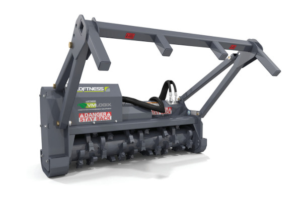 Loftness | Mulching Heads | Battle Ax (Skid Steer- L Series) for sale at Kings River Tractor Inc.