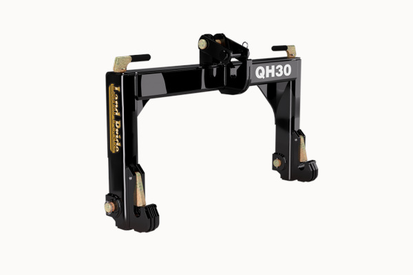 Land Pride | Hitches | QH30 Series Quick-Hitch for sale at Kings River Tractor Inc.