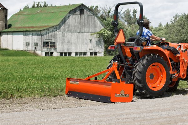 Land Pride | BB15 Series Box Scrapers | Model BB1566 for sale at Kings River Tractor Inc.
