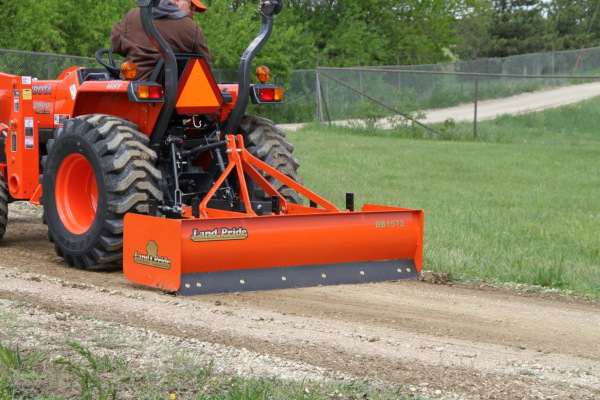 Land Pride | BB15 Series Box Scrapers | Model BB1572 for sale at Kings River Tractor Inc.