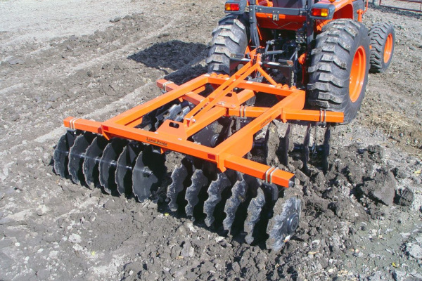 Land Pride | DH25 Series Disc Harrows | Model DH2572 for sale at Kings River Tractor Inc.