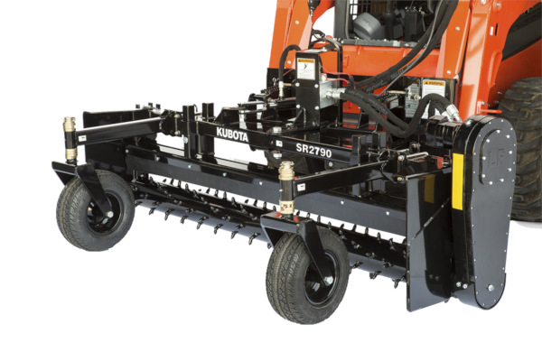 Land Pride | SR27 & SRF27 Series Powered Rakes | Model SR2790 for sale at Kings River Tractor Inc.