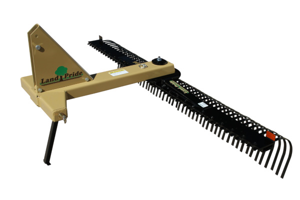 Land Pride | LR26 Series Landscape Rakes | Model LR2696 for sale at Kings River Tractor Inc.