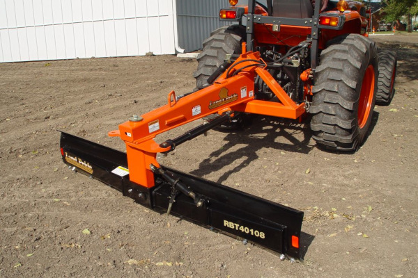 Land Pride | RBT40 Series Rear Blades | Model RBT40108 for sale at Kings River Tractor Inc.