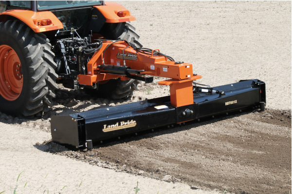 Land Pride | RBT60 Series Rear Blades | Model RBT6010 for sale at Kings River Tractor Inc.