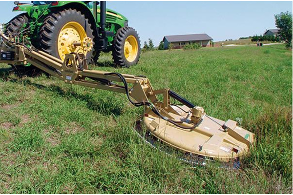 Land Pride | RCP30 Series Parallel Arm Cutters | Model RCP3060 for sale at Kings River Tractor Inc.