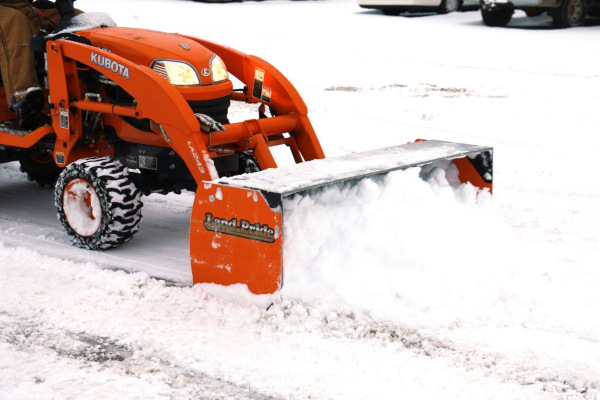 Land Pride | Snow Removal | SPL05 Loader Mount Snow Pushers for sale at Kings River Tractor Inc.