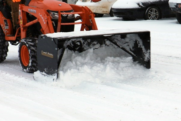 Land Pride | Snow Removal | SPL10 Loader Mount Series for sale at Kings River Tractor Inc.