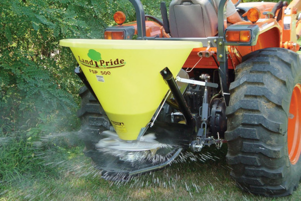 Land Pride | FSP Series Spreaders | Model FSP1000 for sale at Kings River Tractor Inc.
