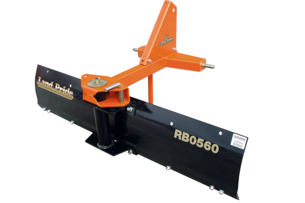 Land Pride | Snow Removal | RB05 Series Rear Blades for sale at Kings River Tractor Inc.