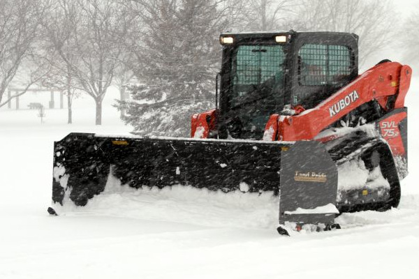 Land Pride | Snow Removal | SSP25 Snow Pushers for sale at Kings River Tractor Inc.