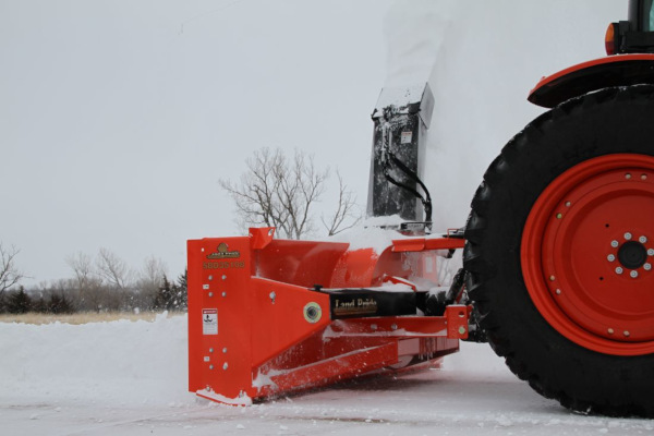 Land Pride | Snow Removal | SBD35 Series Snow Blowers for sale at Kings River Tractor Inc.