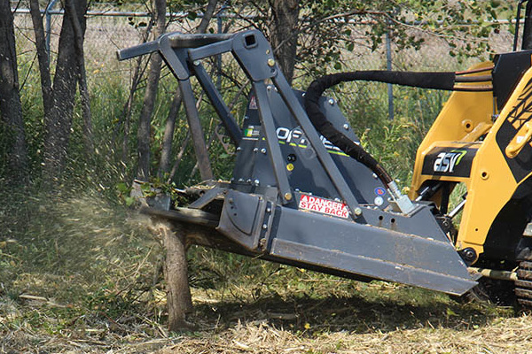 Loftness | Mulching Heads | Bad Ax (Skid Steer) for sale at Kings River Tractor Inc.