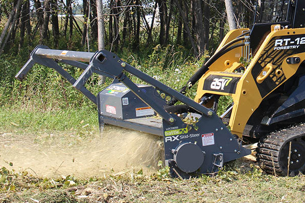 "Loftness | Battle Ax (Skid Steer- L Series) | Model 61"" for sale at Kings River Tractor Inc."