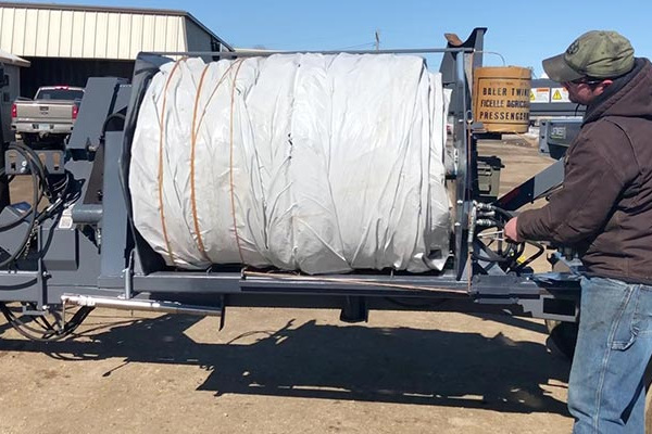 Loftness | Other Attachments | Grain Bag Baler for sale at Kings River Tractor Inc.
