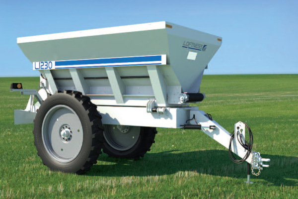 Loftness | Spreaders | Model 12-Ton Lime/Fertilizer Spreader for sale at Kings River Tractor Inc.