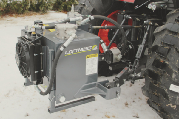 Loftness HPP33C for sale at Kings River Tractor Inc.