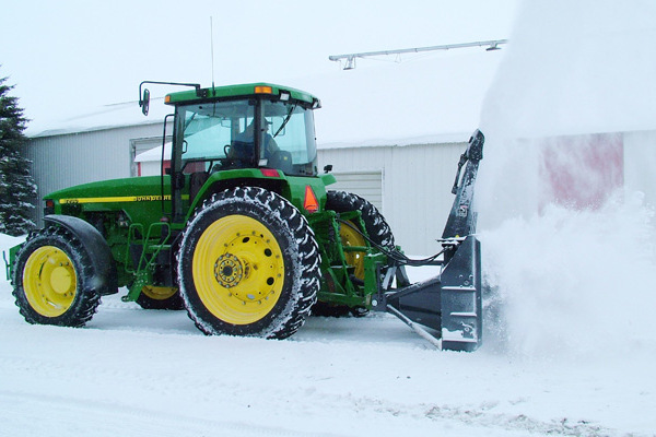 Loftness | Snow Blowers | Tractor Rear Mount for sale at Kings River Tractor Inc.