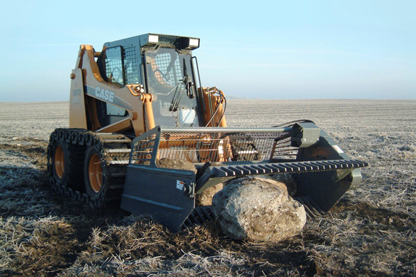 Loftness | Other Attachments | Rock Picker for sale at Kings River Tractor Inc.