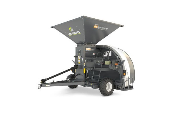 Loftness | Grain Bag Loaders | 10-Foot Bag Loader for sale at Kings River Tractor Inc.